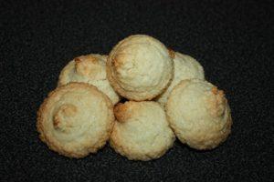 Amaretti pati'thé biscuits traiteur